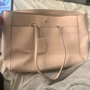 Used Tory Burch bag with wear
